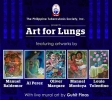 2017 Philippine Tuberculosis Society, Art for Lungs
