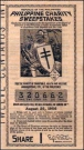 1956 Philippine Tuberculosis Society PCSO ticket
