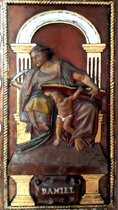 Altar Door, Daniel