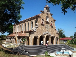 2017 St. Bernard Novitiate Church, Santa Barbara, Iloilo City