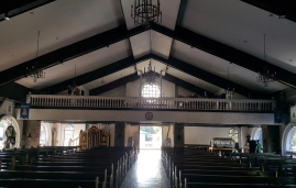 Narthex & Choir
