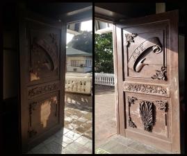 Porch Door