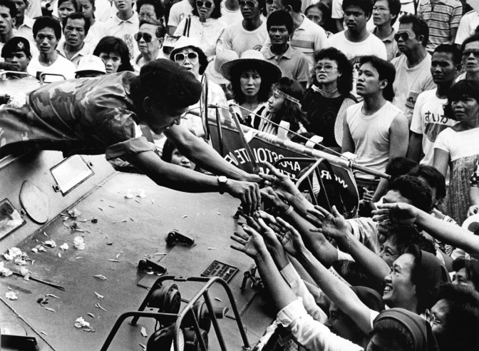 01 1986 EDSA People Power Revolution