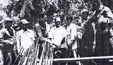 1950-1953 Ramon Magsaysay as DND Secretary, and Huk Surrender