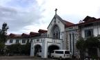 1953 Casiciaco Recoletos Seminary, Baguio