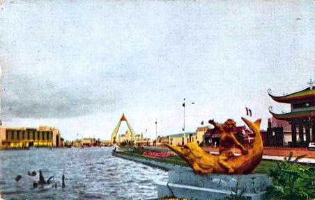1953 Philippine International Fair Lagoon of National