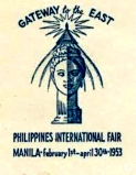 1953 Philippine International Fair Programme