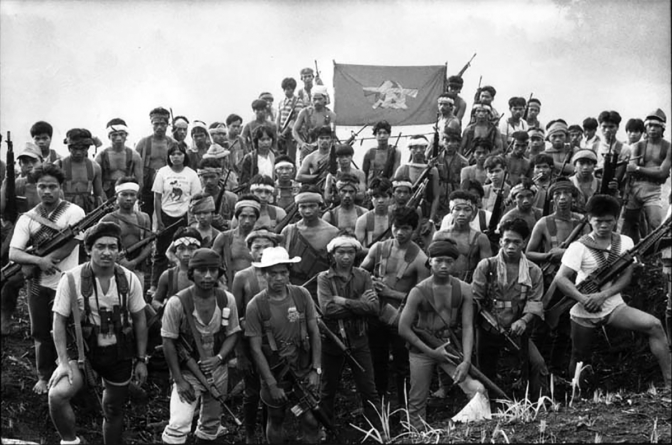 09A 1986 New People's Army Cadre in the Visayas