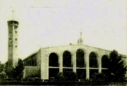 1956-1957 Arturo Mañalac -Santa Rita de Cascia Parish