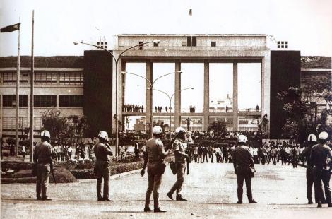 1971 Diliman Commune, Quezon City