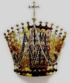 1978 Crown of Our Lady of Solitude Porta Vaga, San Roque Parish, Cavite City