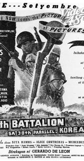 1951 10th Battalion sa 38th Parallel, Korea