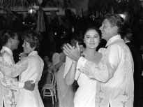 1969 Gov. Ronald Reagan visits the Philippines
