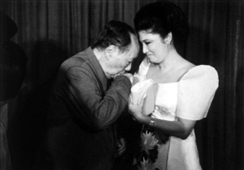 1975 Imelda Marcos with Chinese Communist Leader, Mao Ze Tung