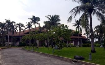 1978 Francisco Mañosa - Coconut Palace (Tahanang Pilipino)