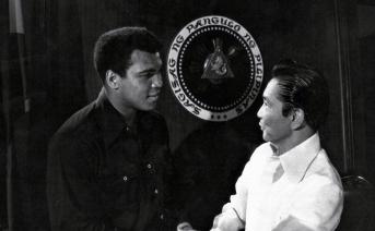 1975 Thrilla in Manila, Ali and Marcos
