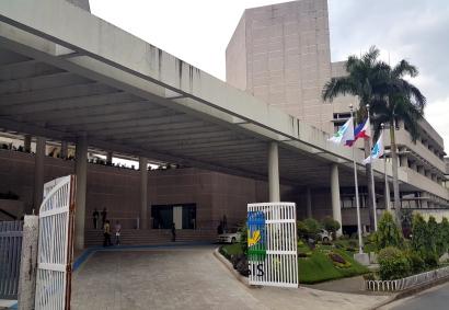 1981-82 Jorge Y. Ramos - GSIS Building