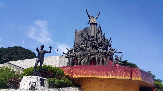23 1993 Eduardo Castrillo - People Power Monument