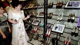 Marikina Shoe Muesum, Imelda Marcos Shoe Collection