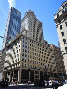 1921 Warren and Wetmore, Crown Building, NYC