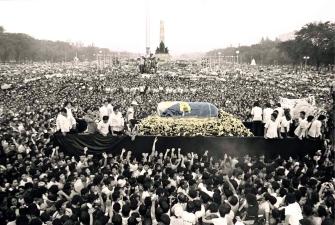 1983 Ninoy Aquino Funeral