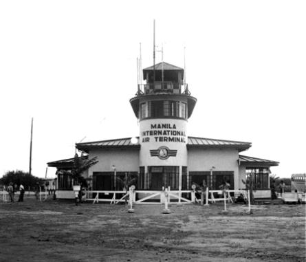 1937-1947 Manila International Air Terminal