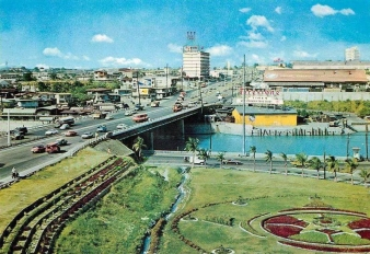 1970s EDSA Guadalupe Bridge