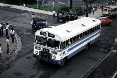 1980s DM Transit