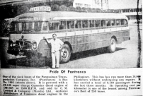 1962 Pride of Pantranco
