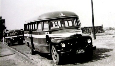 1957 JD Transit