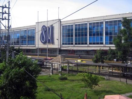 1985 SM North EDSA (photograph c/o Wikipedia)