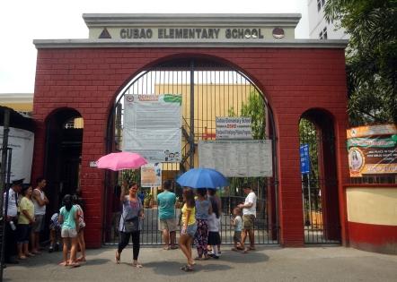 1946 Cubao Elementary School