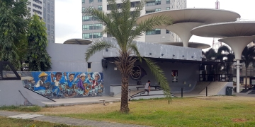 2009 Centris Station and Centris Walk