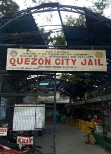 1935-47 Quezon City Jail Gate