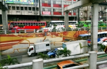 2011 EDSA Project, MMDA Art - Finnish architect Tapio Snellman