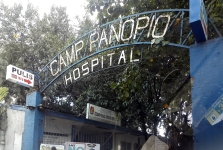 PNP's Camp Panopio Hospital