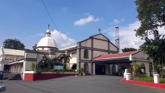 1964 St. Ignatius de Loyola Cathedral, Camp Aguinaldo