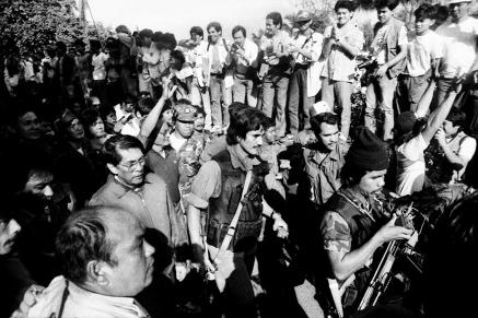 1986 EDSA People Power Revolution