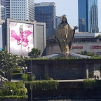 Epifanio de los Santos Avenue, Quezon City: Monuments to the EDSA People Power Revolution and Shrine of Mary, Queen of Peace, Our Lady of EDSA