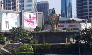 1989 Francisco Mañosa - Shrine of Mary, Queen of Peace, Our Lady of EDSA