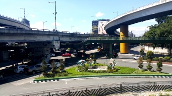 EDSA Ortigas Interchange