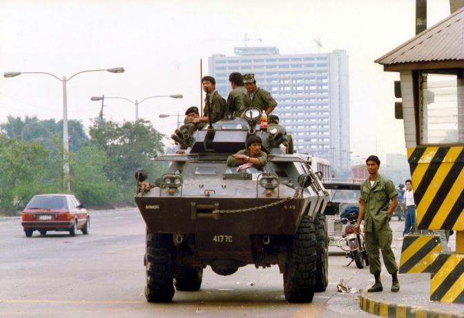 02 1989 Coup d'Etat