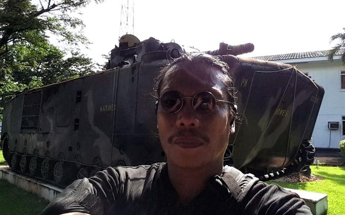 03 1989 Coup d'Etat Memorial, Camp Aguinaldo