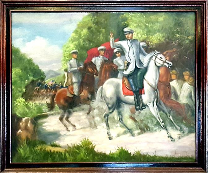 04 1977 R. Mendoza - Gen. Gregorio del Pilar at Tirad Pass