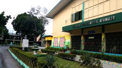 1950s Emilio Aguinaldo Elementary School