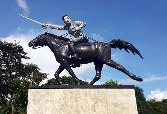 06 1964 Emilio Famy Aguinaldo Monument