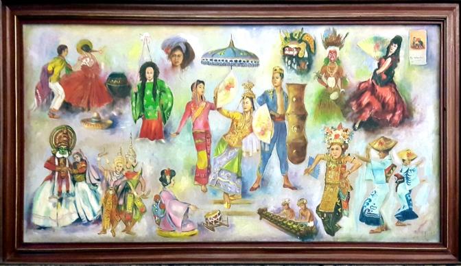 07B Unknown Artist - Asian Dances