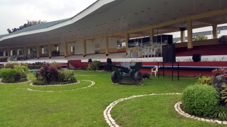 Lapu-Lapu Grandstand and Parade Ground