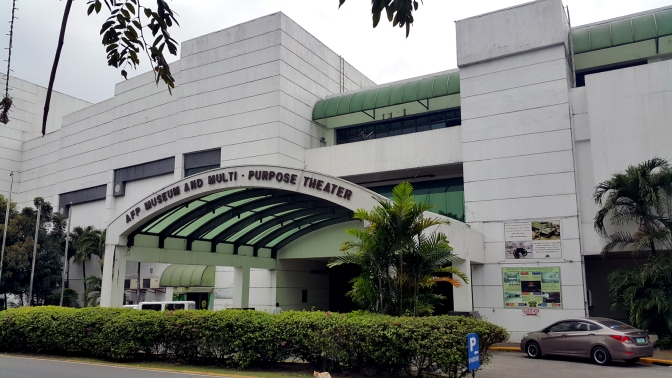 11A 1995 AFP Museum and Multi-Purpose Theater