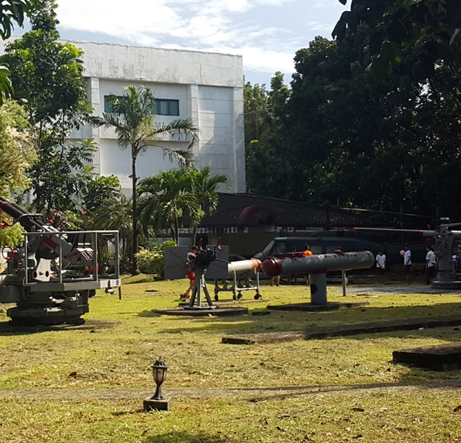 1996 Kagitingan Park, Camp Aguinaldo